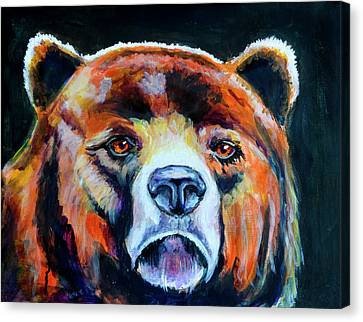Great Bear Canvas Print by Rick Mosher