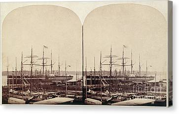 Great Eastern 1859 Canvas Print by Granger