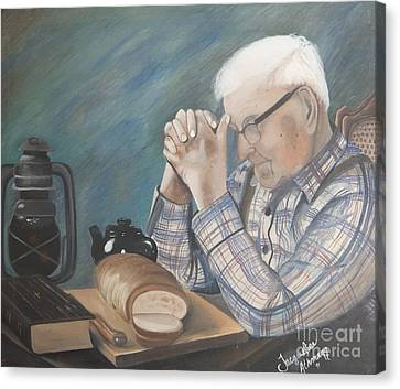 Great Grandpa Canvas Print