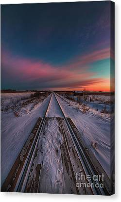 Great Northern Land Canvas Print by Ian McGregor