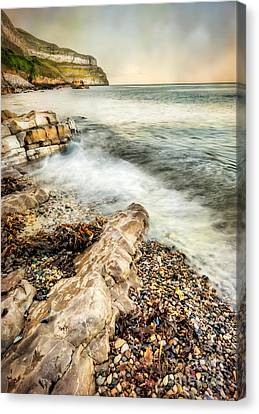 Great Orme Coast Canvas Print