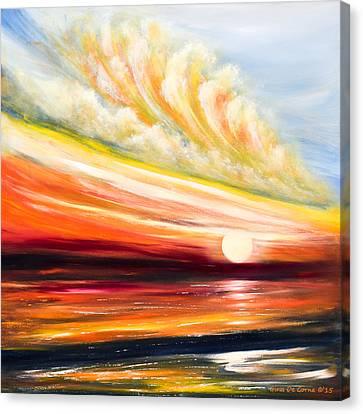 Great Spirit Canvas Print