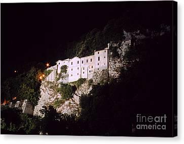 Greccio Monastery I Canvas Print