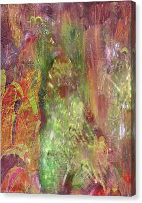 Green Is Good Canvas Print