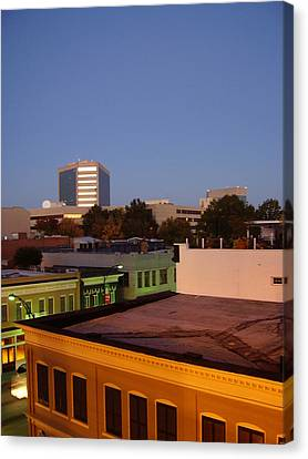 Greenville Canvas Print by Flavia Westerwelle