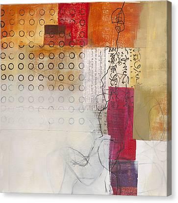 Grid 10 Canvas Print by Jane Davies