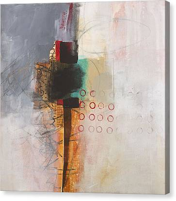 Grid 11 Canvas Print by Jane Davies