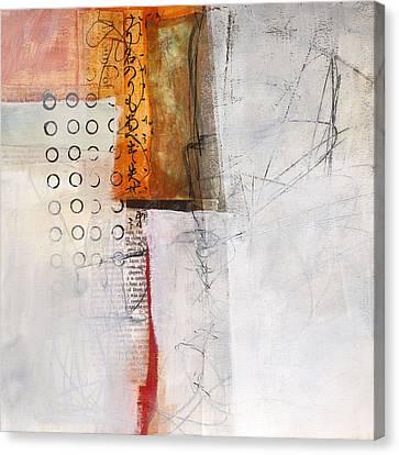 Grid 8 Canvas Print by Jane Davies