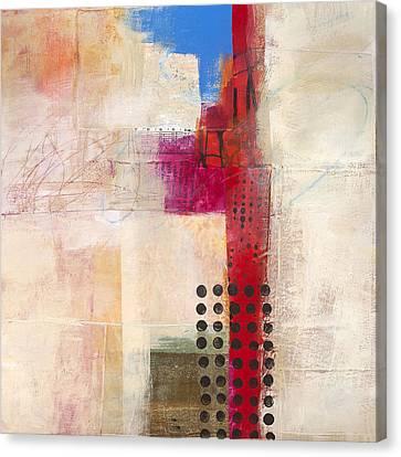 Grid 9 Canvas Print by Jane Davies