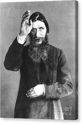 Grigori Efimovich Rasputin Canvas Print by Granger