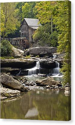 Grist Mill No. 1 Canvas Print