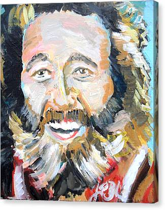 Grizzly Adams  Canvas Print