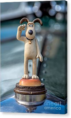 Gromit Canvas Print by Adrian Evans