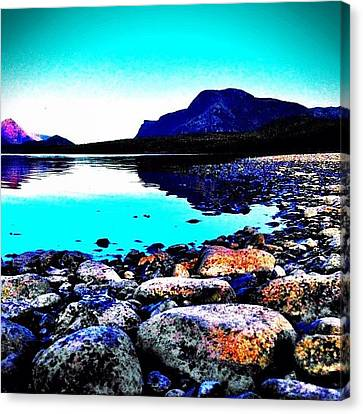Gros Morne Canvas Print by Christopher Campbell