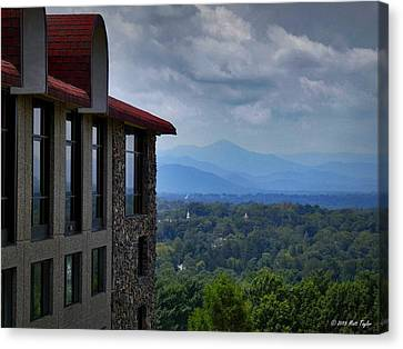 Grove Park Inn View Canvas Print
