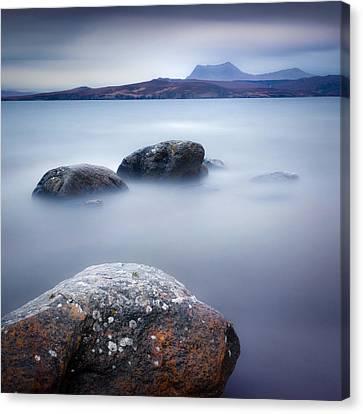 Gruinard Bay Canvas Print by Dave Bowman