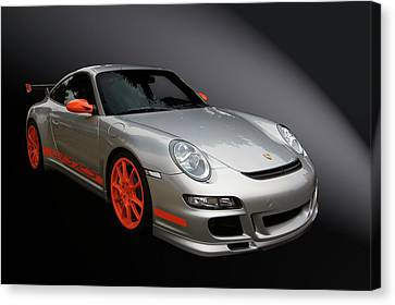 Gt3 Rs Canvas Print by Bill Dutting