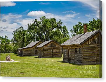 Guard House Canvas Print by Jon Burch Photography