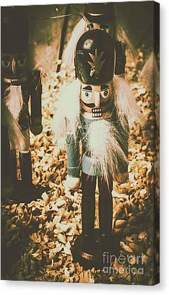 Doll Canvas Print - Guards Of Nutcracker Way by Jorgo Photography - Wall Art Gallery