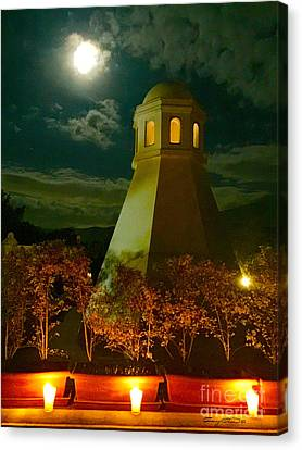 Guatemala Night Canvas Print