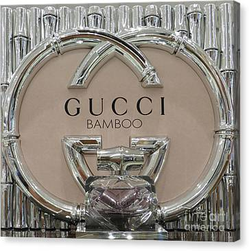 Totam Canvas Print - Gucci Bamboo by To-Tam Gerwe