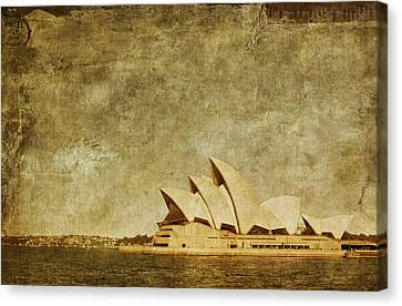 Guided Tour Canvas Print by Andrew Paranavitana