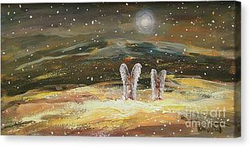Guiding Light Canvas Print