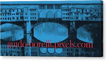 Guido-borelli.pixels.com Canvas Print
