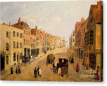 Guildford High Street Canvas Print