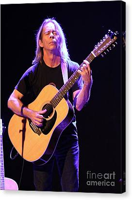Guitarist Tim Reynolds Canvas Print by Concert Photos