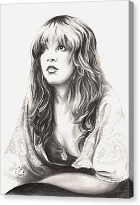 Gypsy Canvas Print by Kathleen Kelly Thompson