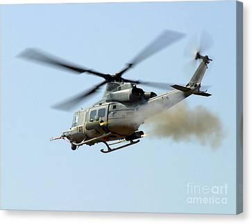 H-1 Upgrades Test Pilot, Launches Canvas Print by Stocktrek Images
