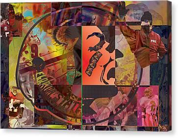 Hail To The Chief Canvas Print by Jimi Bush