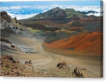 Haleakala Grandeur Canvas Print