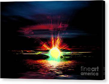 Hallucination Canvas Print