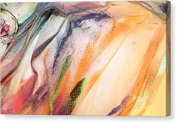 Halter Top Canvas Print by HollyWood Creation By linda zanini