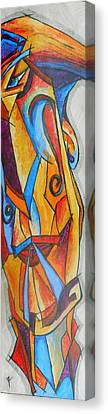 Hammer Head Canvas Print by Bobby Jones