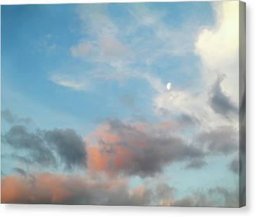 Hampshire Sky Canvas Print by The Rambler