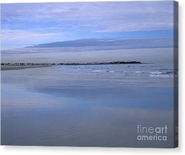 Hampton Beach New Hampshire Usa Canvas Print by Erin Paul Donovan