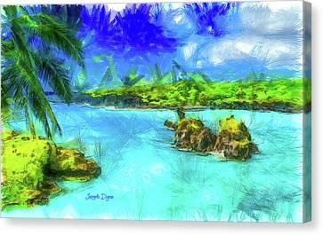 Hana Maui Canvas Print
