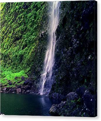 Hanakoa Falls Photograph By Kevin Smith