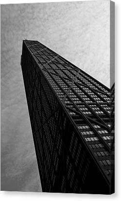 Hancock Building Canvas Print