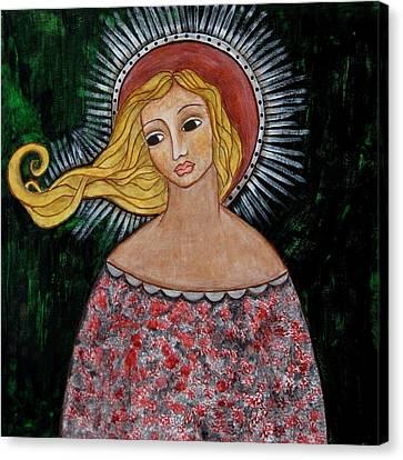 Haniel Canvas Print by Rain Ririn