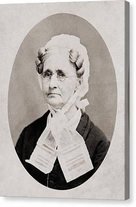 Hannah Simpson Grant 1798-1883, Mother Canvas Print