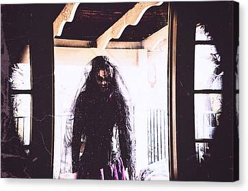 Hantu Kopek 1 Canvas Print by Cindy Nunn