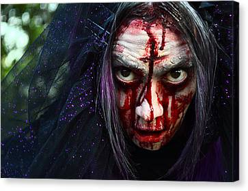 Hantu Kopek 10 Canvas Print by Cindy Nunn