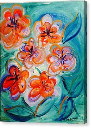 Happy Day Bright  Canvas Print