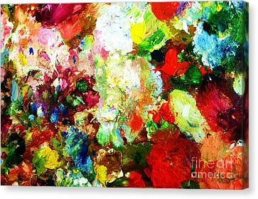 Happy Days... Canvas Print by Anastasis  Anastasi