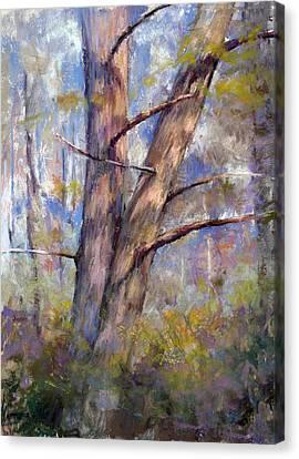 Happy Hour Canvas Print by Susan Williamson