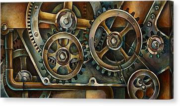 Harmony 2 Canvas Print by Michael Lang